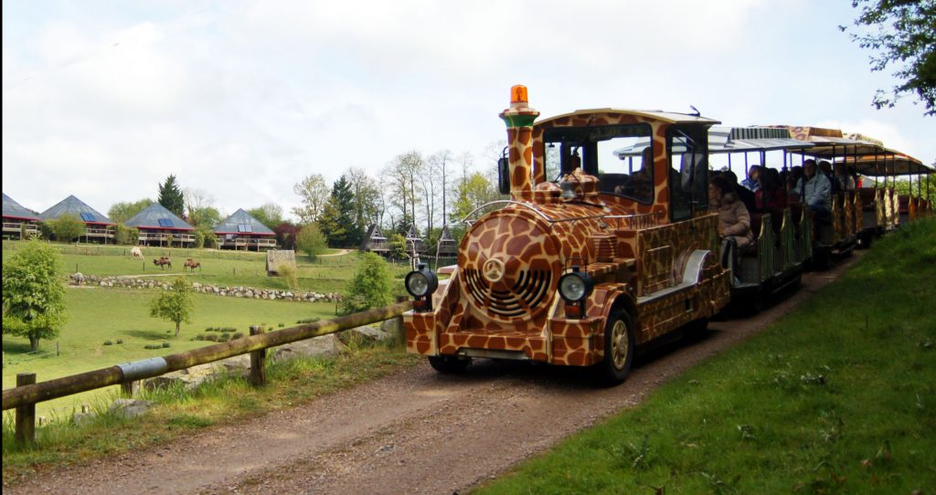 Le Safari-Train