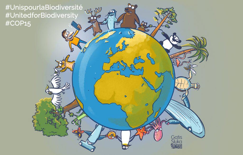 CERZA rejoint la coalition mondiale pour la Biodiversité
