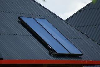 écologie panneaux solaires